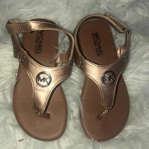 Michael Kors Shoes | Mk Little Girls